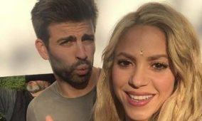 Shakira y Gerard Piqué celebran bailando las buenas noticias