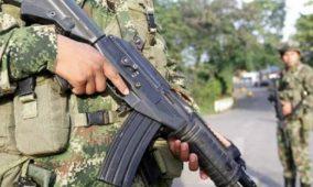 Colombia incrementa presencia de Ejército en frontera con Venezuela