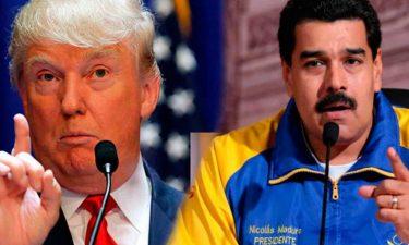 Rechaza Casa Blanca diálogo entre Maduro y Trump