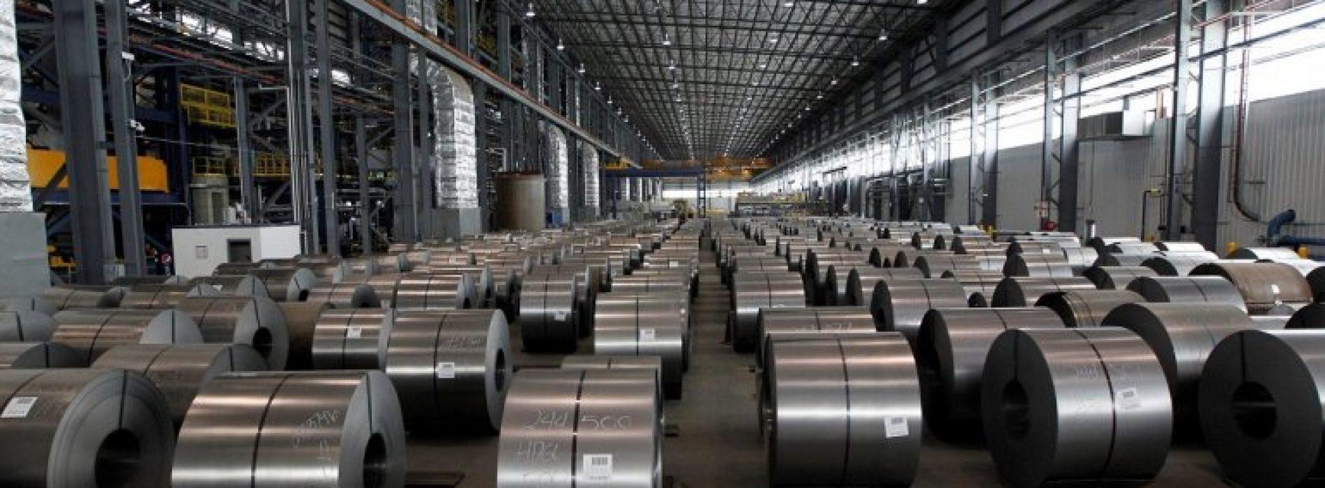 Trump impone aranceles del 25% al acero y del 10% al aluminio