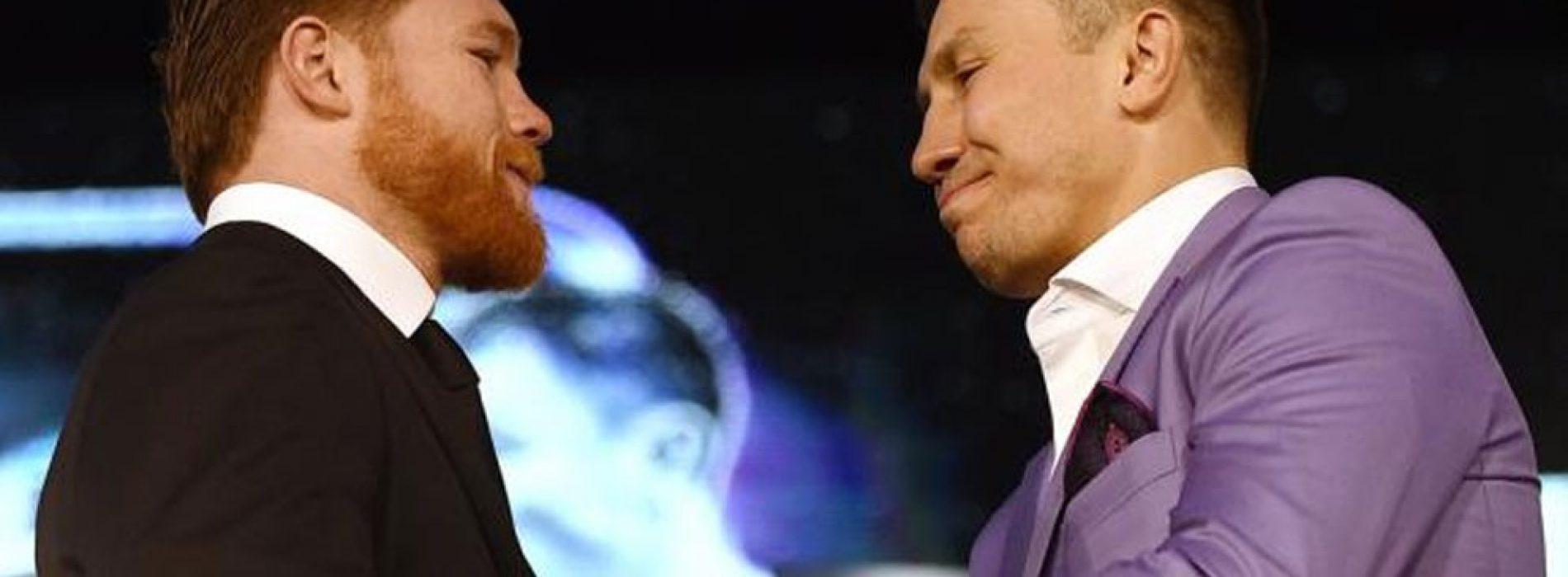 Golovkin pensó que su pelea con Canelo se cancelaría por dopaje