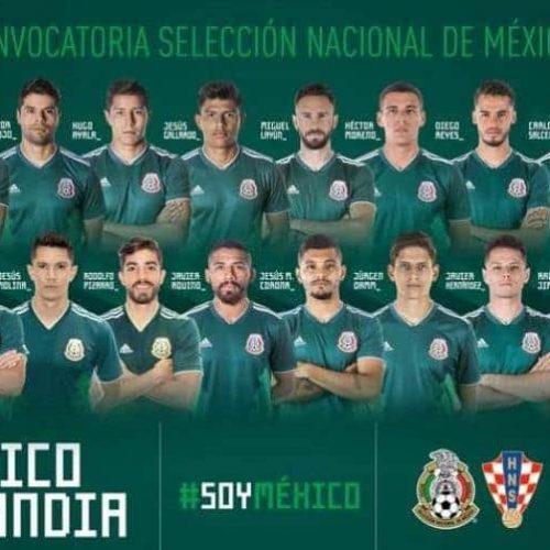 Juan Carlos Osorio da a conocer a los 28 convocados del 'Tri' para amistosos