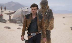 Han Solo lidera taquilla estadounidense, aunque con poca fuerza