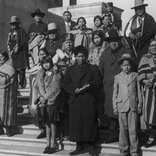 Los asesinatos de la nación osage: la conspiración para matar indios millonarios que llevó a Estados Unidos a la creación del FBI