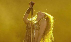 Shakira se sintió muy angustiada de no poder volver a cantar