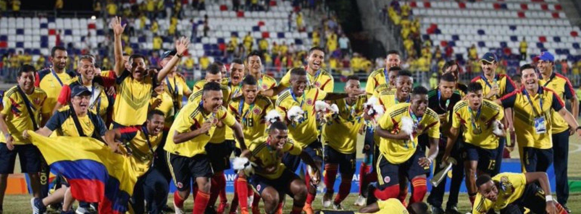 Colombia derrotó a Venezuela en la final del fútbol de los Centroamericanos