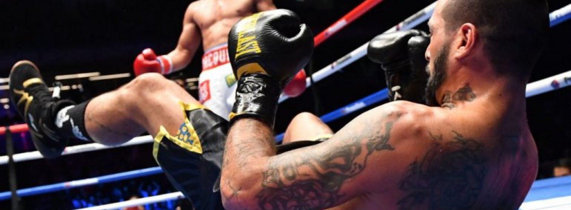 Matthysse decide dejar de boxear luego de perder con Pacquiao