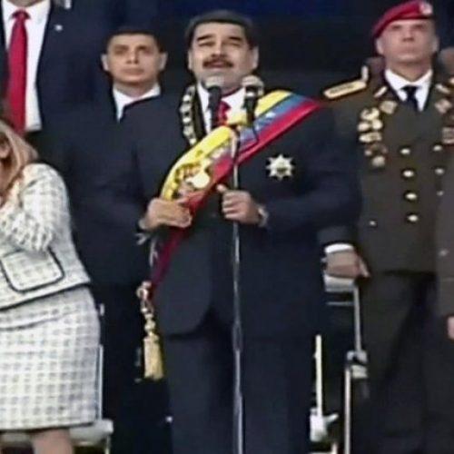 """EEUU investigará el supuesto atentado contra Maduro solo si hay """"evidencias creíbles"""""""
