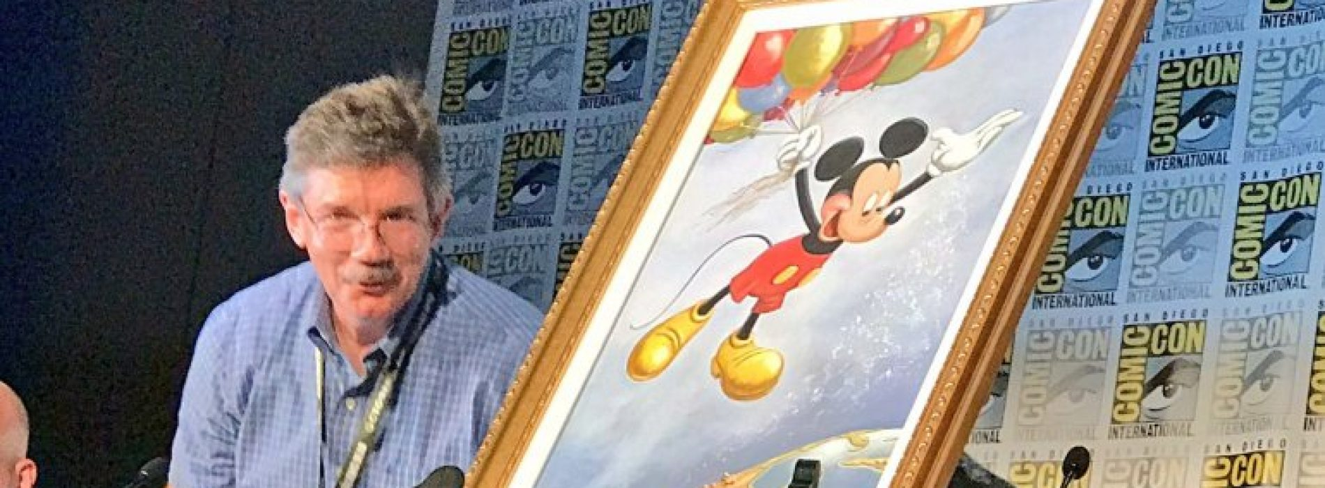 Mickey Mouse celebra su 90º aniversario con un nuevo retrato oficial
