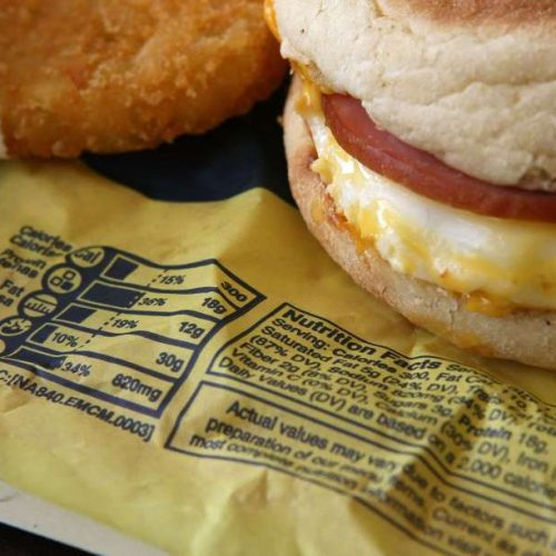 Los 11 peores alimentos para tu metabolismo