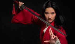 Dan a conocer primer vistazo de Yifei Liu como Mulan