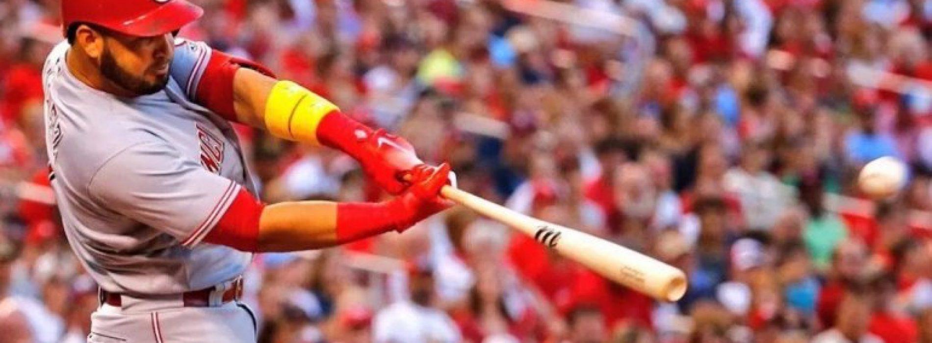 Eugenio Suárez vive una temporada de ensueño con los Rojos