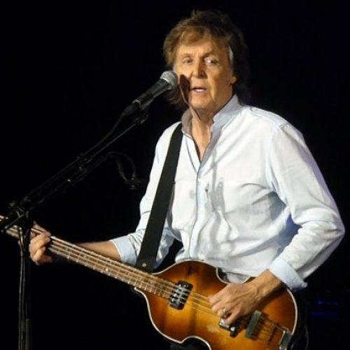 Paul McCartney, número uno en ventas en EEUU después de 36 años