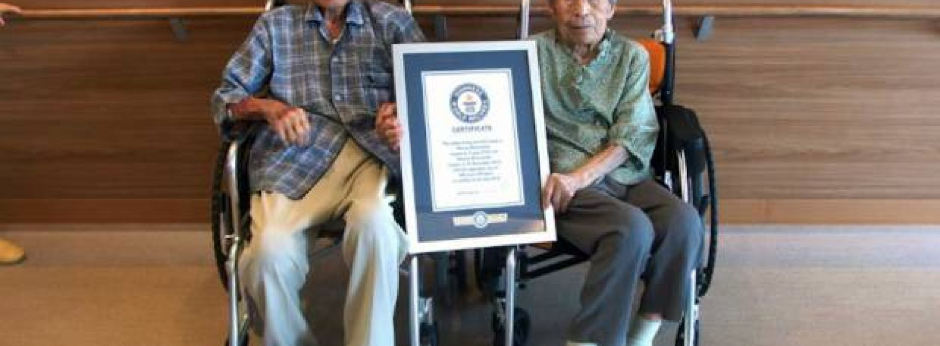 El matrimonio más viejo del mundo cuenta el secreto para no volverse loco